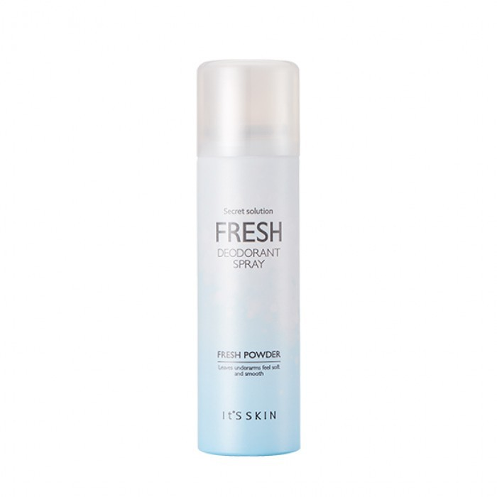 It's Skin Secret Solution Fresh Deodorant Spray